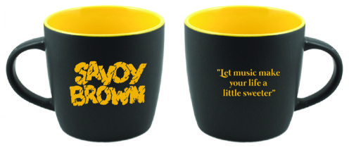 Savoy Brown Mug